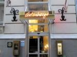 Hotel Gutenbergs is een prachtig gerestaureerd 18de eeuws gebouw pal in de oude stad naast de Maria Dom. Op de bovenste verdieping is er een prachtig panoramisch restaurant.