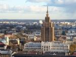 De Academie der Wetenschappen is gehuisvest in een typisch Russisch gebouw in wat men smalend wel eens 'suikerbakkerstijl' noemt. Het doet inderdaad aan een taart denken. Op het uitkijkplatform op de 17de verdieping heb je een prachtig zicht op Riga.
