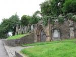 Necropolis : victoriaanse begraafplaats nabij de kathedraal van Glasgow