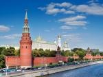 Het Kremlin in Moskou is de zetel van de regering van de Russische Federatie. Het herbergt daarnaast ook een theater, een museum, de Tsarenklok, het Tsarenkanon en diverse kathedralen en paleizen.