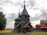 De houten kerk van de Heilige Nikolaas (1766), oorspronkelijk gebouwd in Glotovo, werd in 1960 verplaatst naar het Museum van houten architectuur te Suzdal.