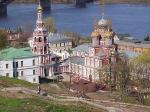De Geboorte van de Moeder Gods kathedraal in Nizjni Novgorod is een Russisch-orthodoxe kathedraal. Ze is gebouwd in de zogenaamde Stroganov-stijl.