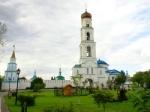Het mannenklooster van de Moeder Gods (1613) te Kazan.
