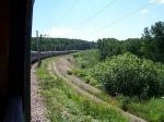 De trans-Siberische spoorlijn (Transsib) is de langste spoorlijn ter wereld. Ze is 9288 kilometer lang en strekt zich uit van Moskou dwars door Siberië naar Vladivostok.