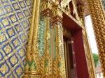 De tempel met de voetafdruk van Boeddha is één van de zes koninklijke tempels.