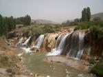 De watervallen van Muradiyes