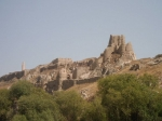 De citadel van Van is een massief fort gebouwd door de Urartu (9de tot 7de eeuw voor Christus) en is het grootste voorbeeld in zijn soort.