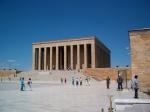 In Ankara staat het mausoleum van Mustafa Kemal Atatürk, de eerste president van de Republiek Turkije. Het is in 1941 ontworpen door Emin Onat en Orhan Arda.