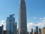 Het Empire State gebouw was van 1931 tot de bouw van de Twin Towers van het World Trade Center in 1971 het hoogste ter wereld.