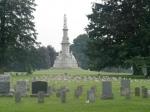 Het stadje Gettysburg is vooral bekend geworden als de plaats waar de Slag bij Gettysburg (1 tot 3 juli 1863) plaatsvond; de grootste veldslag van de Amerikaanse Burgeroorlog.