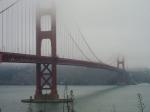 De Golden Gate Bridge is een van de meest herkenbare symbolen van San Francisco.