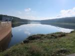 Er zijn in totaal 15 stuwdammen en bijhorende stuwmeren in deze streek. Deze is de Wesertalsperre.