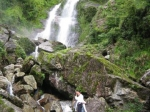 Thac Bac of ~zilveren waterval~ (Sapa)