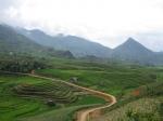 Wandeling in dorp Ta Fu (Rode Dzao stam - Sapa)