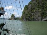 Je raakt maar niet uitgekeken op deze prachtige Halong Baai