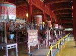 The Mieu tempel gewijd aan de 10 Nguyen keizers (Hue)