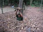 De Cu Chi tunnels speelden een sleutelrol tijdens de Vietnamoorlog