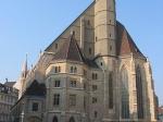 De Minorietenkerk is een kerkgebouw in het centrum van Wenen. De minorieten zijn minderbroeders (franciscaner monniken).