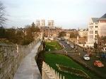 Dat York een vestingstad is, is duidelijk te merken aan de nog grotendeels intacte vestingmuren rondom de oude stad.