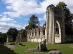 De Museum Gardens zijn gevestigd op de voormalige gronden van St Mary's Abbey, waarvan de ruines nog in de tuinen terug te vinden zijn.