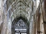 De kerk is in het bijzonder beroemd om zijn gebrandschilderde vensters en wordt beschouwd als de belangrijkste kerk van de anglicaanse kerk.