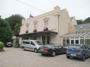 De Belvedere Lodge is een luxueuse B&B met een heel verzorgd ontbijt en mooie kamers.