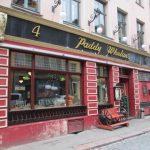 Paddy Wheelan's is zonder meer de beste Irish pub in de stad. We hebben die dan ook frequent bezocht :-)