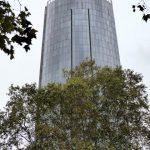 Van op het observatieplatform van de Triangel toren (103m) heb je het beste uitzicht op Keulen en omgeving.