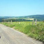 Op de terugweg van La Roche naar Marcourt