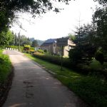 Het dorpje Ronzon