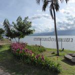 in Phayao zien we het grootste zoetwatermeer van Thailand.