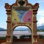 De Gouden Driehoek ligt rond het drielandenpunt van Thailand, Myanmar en Laos.