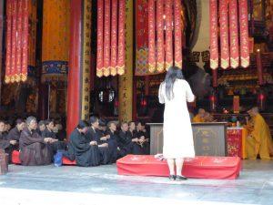 Jaden Boeddha tempel (Shanghai)