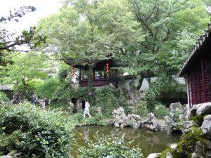 Tuin van de Afzondering en Meditatie (Tongli)