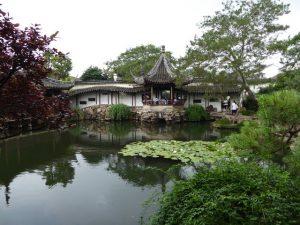 Tuin van de Meester van de Visnetten (Suzhou)