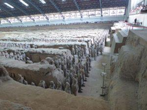 Terracotta krijgers (Xi'an)