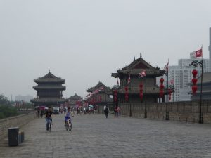 Stadsmuur (Xi'an)