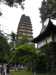 Kleine Wilde Gans pagode (Xi'an)