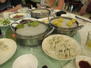 Dumpling restaurant (Xi'an)