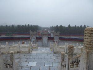 Ronde Altaar in de Hemeltempel (Beijing)