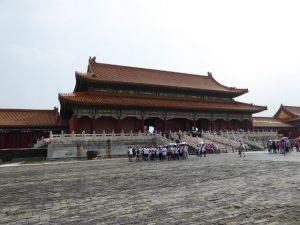 Zaal van de Opperste Harmonie in de Verboden Stad (Beijing)