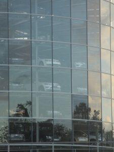 De Glazen Fabriek van Volkswagen.