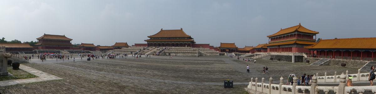 Verboden Stad, Peking China