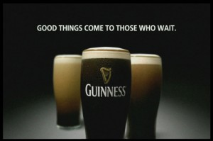 Guinness is good for you :-) Dublin, Ierland