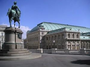 Staatsopera te Wenen, Oostenrijk