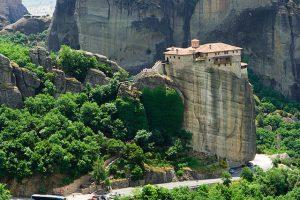 Meteora klooster, Griekenland
