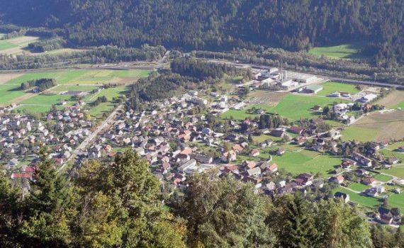 Steinfeld im Drautal, Karinthië Oostenrijk