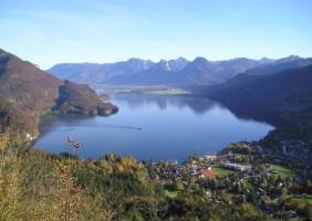 10 meren fietstocht Salzkammergut en Salzburg