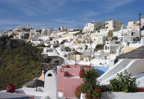 Griekenland – islandhoppen op de Cycladen
