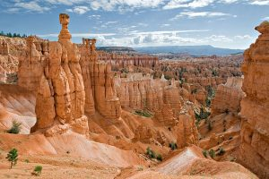 Thors Hammer in Bryce Canyon National Park, USA